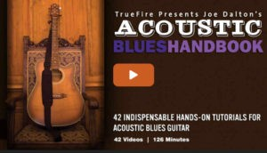 Acoustic Blues Handbook