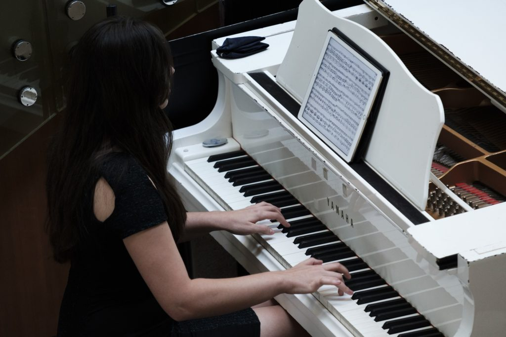This method of learning works with all subjects. It is the best way to learn to play the piano and guitar, as well as, learning other things.