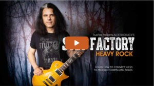 Solo Factory Heavy Rock