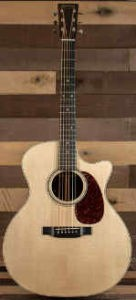 Martin GPC-16E Rosewood Acoustic-Electric Guitar - Natural