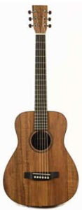 Martin Guitar LXK2 Little Hawaiian Lefty