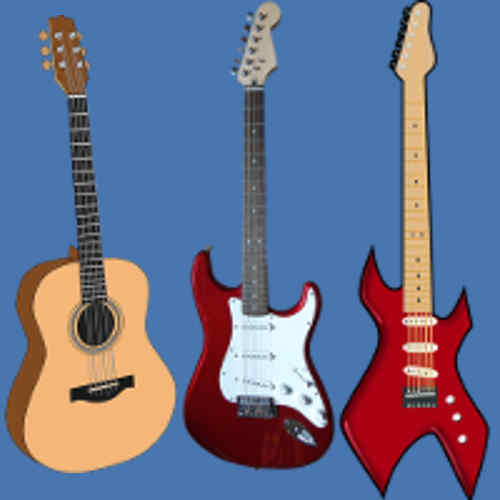Best-First-Guitar: Acoustic n Electric