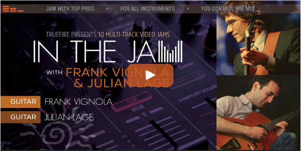 In the Jam with Frank Vignola