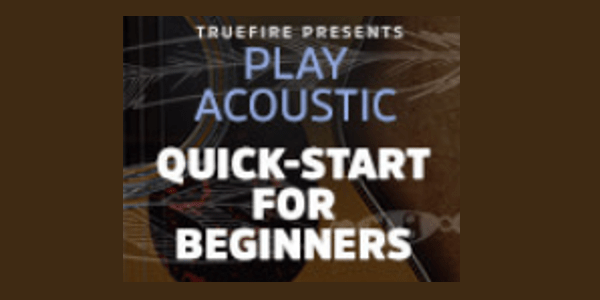 Quick Start For Acoustic